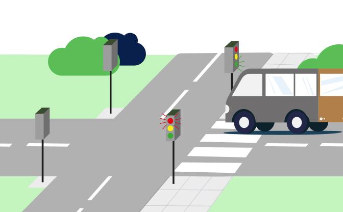 Przebudowa skrzyżowań