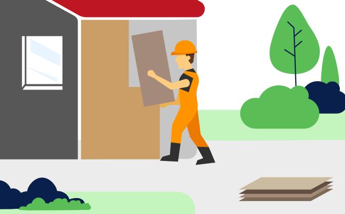 Modernizacja budynków i targowiska