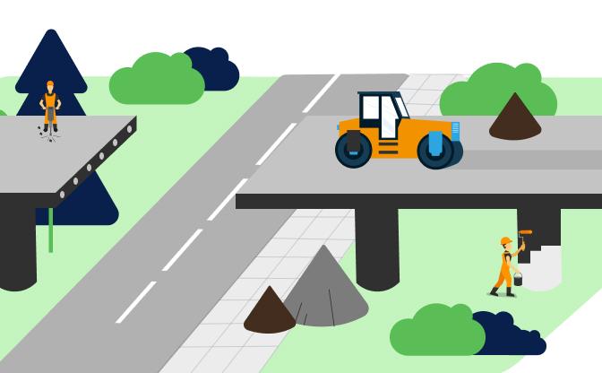 Przebudowa wiaduktów