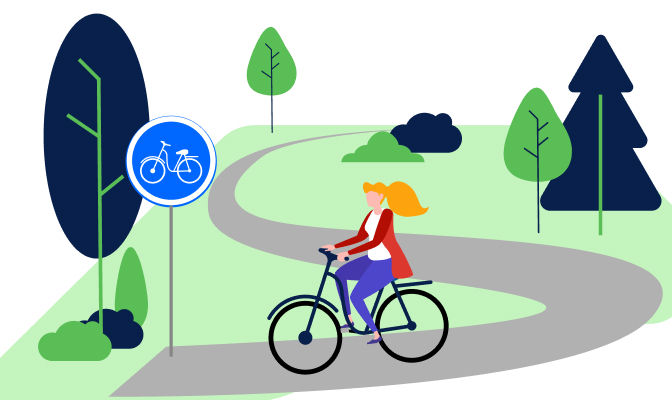 Dokumentacja projektowa ścieżki rowerowej