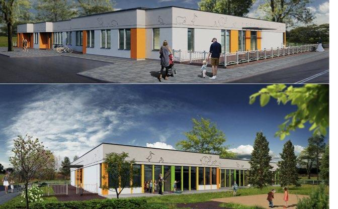 Budowa przedszkola w Starych Pieścirogach