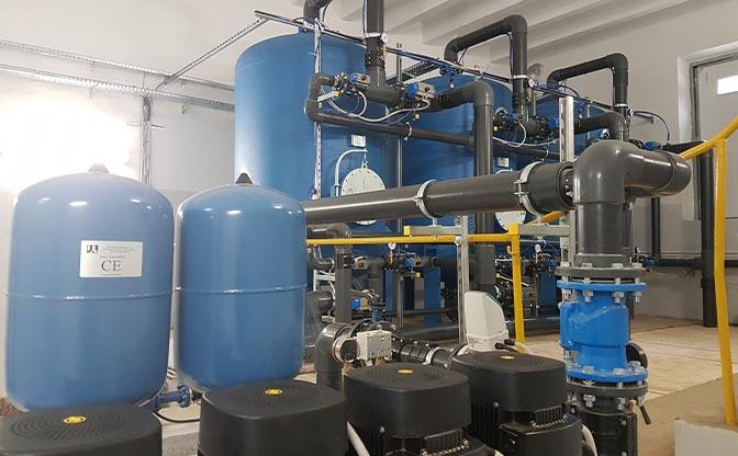 Infrastruktura wodociągowa i sanitacyjna wsi