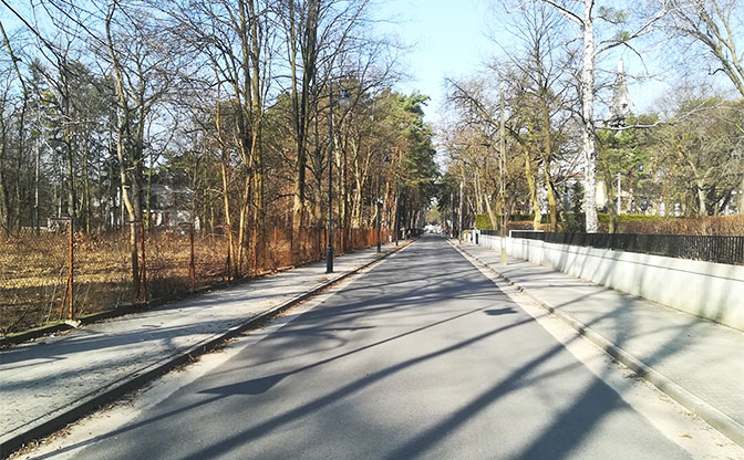 Budowa dróg i ulic