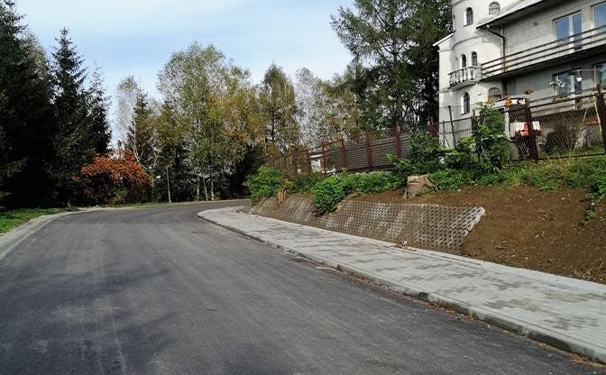 Modernizacja dróg i ulic