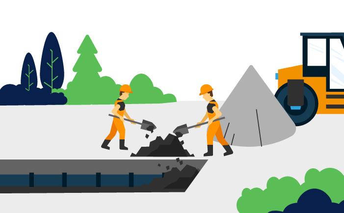 Infrastruktura wodociągowa i sanitarna