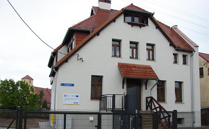 Modernizacja budynków