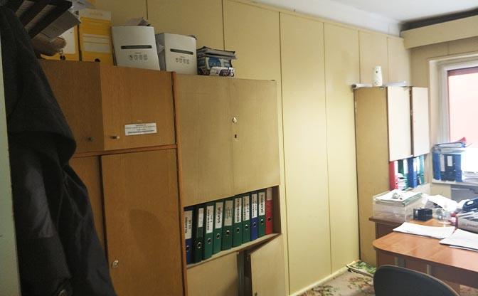 Modernizacja pomieszczeń