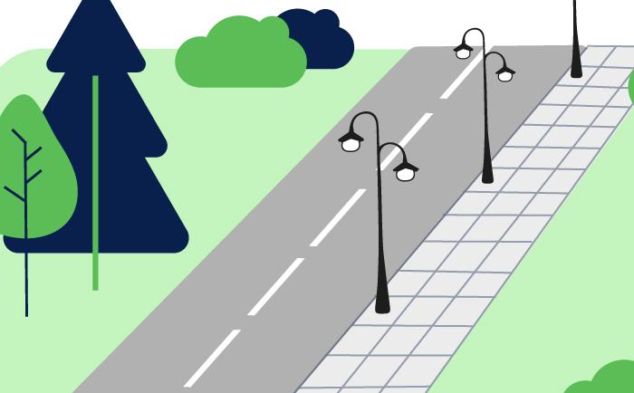 Oświetlenie dróg i ulic