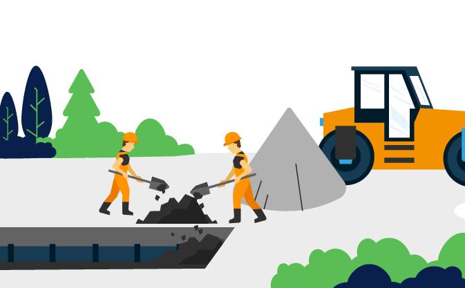 Budowa małych sieci wodociągowo-kanalizacyjnych
