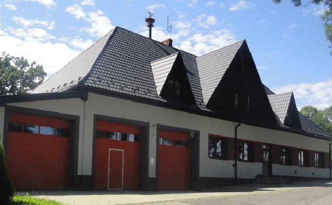 Ochotnicze Straże Pożarne